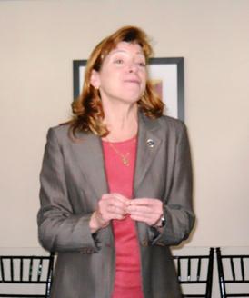Past President Teresa Walter