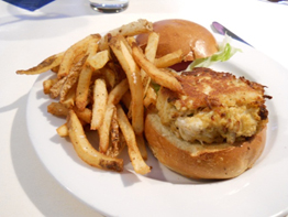 Maryland is known for it??s Crab Cake